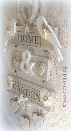 HOME & GARDEN - CHANTOURNAGE