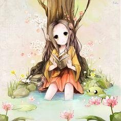 Han A Rang, Tale Anime, Art, Art Background, Kunst, Cartoon Movies, Anime Music, Performing Arts, Animation, Anime Shows