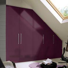 1000 ideas about porte de placard battant on pinterest - Peindre des portes de placard en melamine ...
