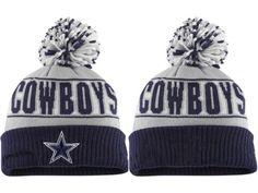 2017 Winter NFL Fashion Beanie Sports Fans Knit hat Dallas Cowboys Shoes 228878840d27