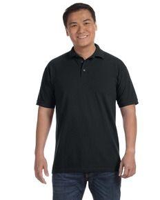 short sleeve polo shirt cotton 6020