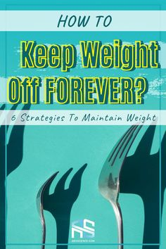 Healthy weight loss tip: want to know how to keep weight off for life? Well, this article goes over 6 traits of people who managed to maintain their weight after losing it.