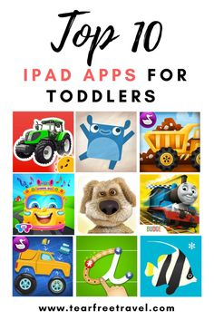Wondering what are the best iPad apps for toddlers? Here I will review the top learning apps for toddlers that got me through a long flight with a 2-year-old. Fun and educational, these are the top toddler apps that my little guy loves. I will also highlight my favourite indestructible toddler iPad case to protect your iPad when you travel. Click through to find out what the best apps for toddlers are and save this for your next road trip or flight with toddlers! #ipad #apps #toddler