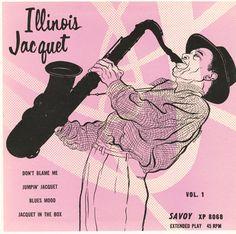 Portadas de albums de Jazz de los 40s y 50s - Taringa! Design and drawing by Dave Stone Martin.