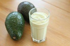 indonesian avocado milkshake. need to make.