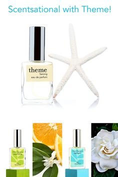 Find your signature scent this Spring! If you wear a floral - try a citrus! Here are some ideas...