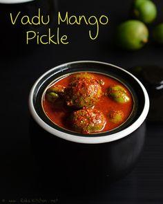 Mango pickle recipe | How to make mango pickle recipe | Aam ka achar ...
