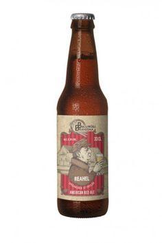 Reahel / 'Reahel' is van hoge gisting en van het biertype 'American Red Ale'. De Crystalmout geeft het bier zijn koperrode kleur. Er zijn drie Amerikaanse hopsoorten gebruikt en er is dry-hopping toegepast. Hierbij wordt tijdens het gistingsproces nogmaals hop toegevoegd. Dit versterkt het aroma en de smaak. Het is een vrij bitter bier, maar niet zo overheersend als in een IPA. Het bier is ietwat droog en frisfruitig en bevat tonen van citrus en grapefruit. Bij voorkeur dient het gedronken…