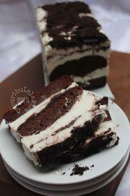 Dapur Ibu Lala Wira: Oreo Ice Cream Cake