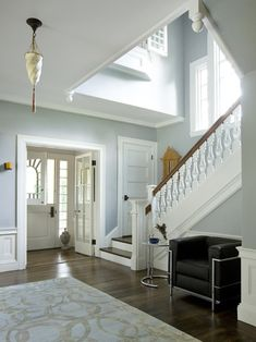 Stair Railing Painted Design, Pictures, Remodel, Decor and Ideas - page 45