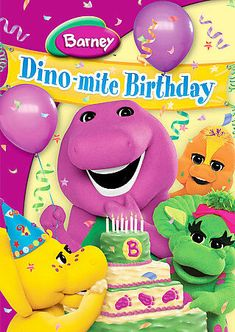 Dino dancin tunes barney songs from the park dvd cover dvd covers. Over boobahs, doodlebops, teletubbies, barney anyday. Dinosaur Dvd, Dinosaur Train, Wiggles Birthday, Surprise Birthday, Barney The Dinosaurs, Barney & Friends, The Wiggles, In And Out Movie, Childhood Movies