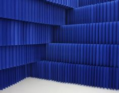 paper softblock modular space partition system designed by molo Paper Furniture, Furniture Decor, Furniture Design, Theme Color, Azul Pantone, Cabinet Medical, Folding Walls, Space Dividers, Old Shutters
