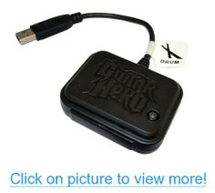 PS2/PS3 Guitar Hero World Tour/Band Hero Drum Receiver Dongle