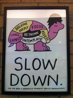 Slow Down. Uplifting Thoughts, Wine Night, Slow Down, Occupational Therapy, Fun Drinks, Book Club Books, Inspire Me, Cool Words, Mental Health