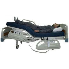 2 Dual Motorlu Hasta Yatağı
