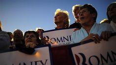 In Florida, Romney poised to regain frontrunner status #Decision2012