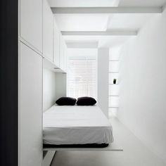 See all our guest room design ideas on HOUSE, design, food and travel by House & Garden. This foldaway bed is both functional and chic