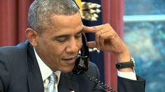 Anruf vom US-Präsidenten: Obama bedankt sich bei Dempsey und Howard  Mehr unter >>> http://a24.me/1vArRDV