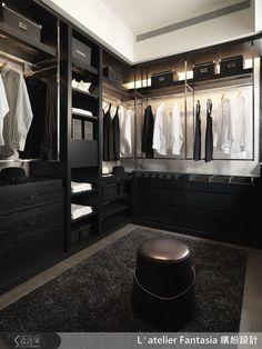 Trendy bedroom wardrobe walk in dressing rooms ideas Walk In Closet Design, Bedroom Closet Design, Closet Designs, Bedroom Decor, Bedroom Furniture, Closet Walk-in, Master Closet, Closet Ideas, Master Bedroom