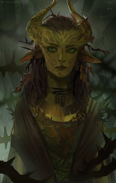 Nature Godlike by telthona.deviantart.com on @DeviantArt