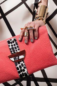 Kelly Wearstler | Fall 2013 | Jewelry & Accessories www.kellywearstler.com