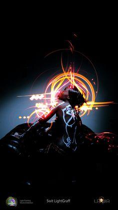 Light Art Installation, Light Painting, Artist Names, Amazing Art, Darth Vader, Artists, Type, World, Artwork