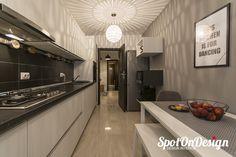Amenajare de interior Parc IOR | Proiecte de design interior Bucuresti | Amenajare la cheie apartament Bucuresti.