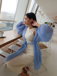 Summer Cardigan, Belted Cardigan, Chunky Knit Cardigan, Mohair Sweater, Wrap Cardigan, Oversized Cardigan, Long Cardigan, Warm Winter Hats, Cardigans