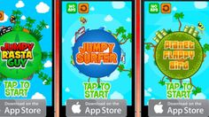 "The mechanics of the Flappy Bird game are known to be very successful, and this source code uses the same mechanics, with a twist. The game is not moving horizontally, it's revolving around the middle of the screen, just like a satellite in orbit around the planet Earth. We call it the ""Circular Flappy Bird"" mechanics! https://www.appsfresh.com/products/planet-flappy-bird-app-source-code"