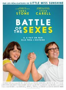 Battle of the Sexes : Affiche