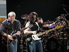 Rockin out with Rush