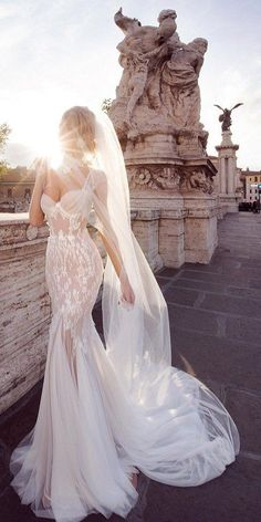 Wedding dress, SELESTA, unique wedding dress, Exclusive dress