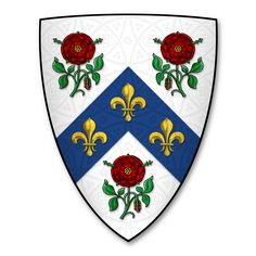 Coat of arms of COPE, of Icomb, Gloucestershire, England House Sigil, Family Shield, Shield Design, Wolf Howling, Family Crest, Crests, Coat Of Arms, Bulletin Boards, Knight