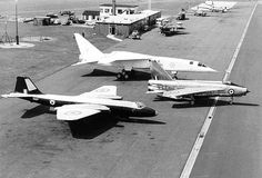 planeshots:    Two greats and one that may have been if it wasn't killed off…  BAC TSR-2,English Electric Lightning and English Electric Canberra