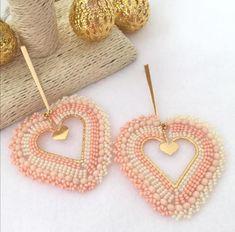 Beading Patterns, Collars, Jewelery, Crochet Earrings, Beads, Handmade, Fashion, Earrings Handmade, Bead Embroidery Jewelry