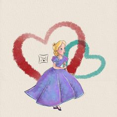 Art by Fortunato Funari (@foxwish_art) • Instagram photos and videos Princess Alice, Disney Princess, Alice In Wonderland, Cinderella, Disney Characters, Fictional Characters, Aurora Sleeping Beauty, Photo And Video, Instagram