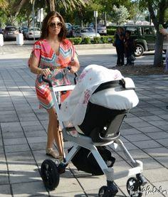 Kourtney and Kim Kardashian Take Mason and Penelope Disick to the Miami Children's Museum