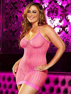 Lydia Fixel, Lace Halter Mini Dress