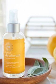 The 9 best natural deodorants.