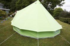 Apple Green Bell tent