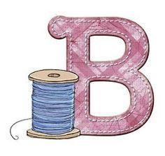 B Couture (Toutlalphabet2)