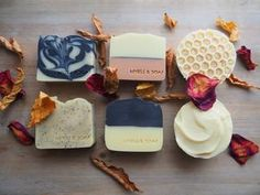 Treat your friends, family and loved ones to the complete set of our natural, handmade soaps! We make our soaps in the traditional cold process method with a blend of high quality plant oils and butters. Handmade Gift Tags, Handmade Soaps, Tea Tree Essential Oil, Natural Essential Oils, Cocoa Butter, Shea Butter, Coffee Soap, Organic Coconut Milk, Vegan Soap