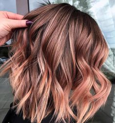 2019 winter hair color trends, hairstyles, bob haircuts, winter 2019 hair trends HISTORY OF Winter Hairstyles, Bob Hairstyles, Black Hairstyles, American Hairstyles, Braided Hairstyles, Cabelo Rose Gold, Medium Hair Styles, Curly Hair Styles, Lob Haircut