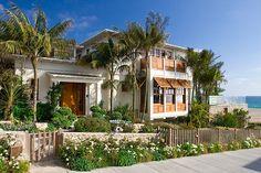 Tim Clarke Design - Gorgeous house on the strand in Manhattan Beach.
