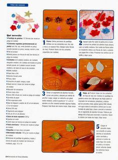 como hacer pasteles infantiles paso a paso | Revistas de manualidades gratis Fruit, Deco, Biscuit, Art Journals, Free Downloads, Step By Step, Decor, Deko, Crackers