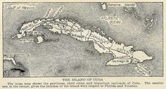 The Island of Cuba (1920) - Ciclying