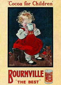 Bournville Cocoa for Children.