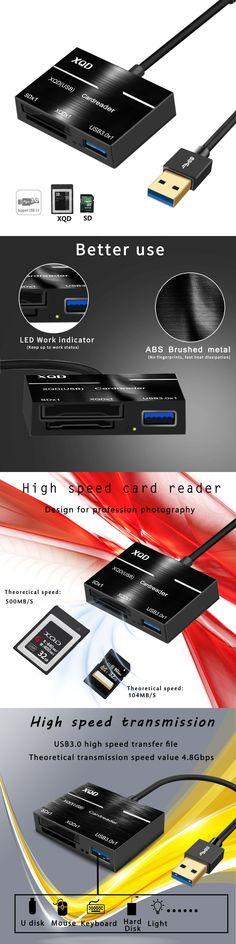 Lexar Professional Workflow CFR1 CompactFlash USB 3.0 Card Reader #LRWCFR1TBNA