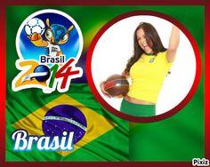 Larissa Riquelme 2014 Brasil