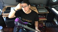 Mike Mangini, Dream Theater, Music Instruments, Guitar, Musical Instruments, Guitars